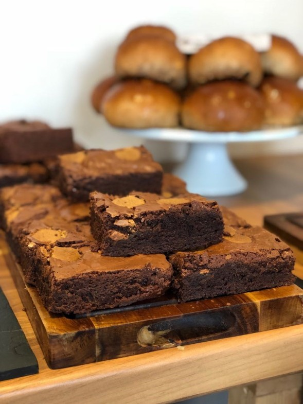 bakehouse brownies